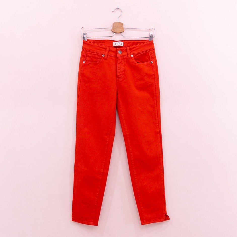 JEANS BASICO COLORES